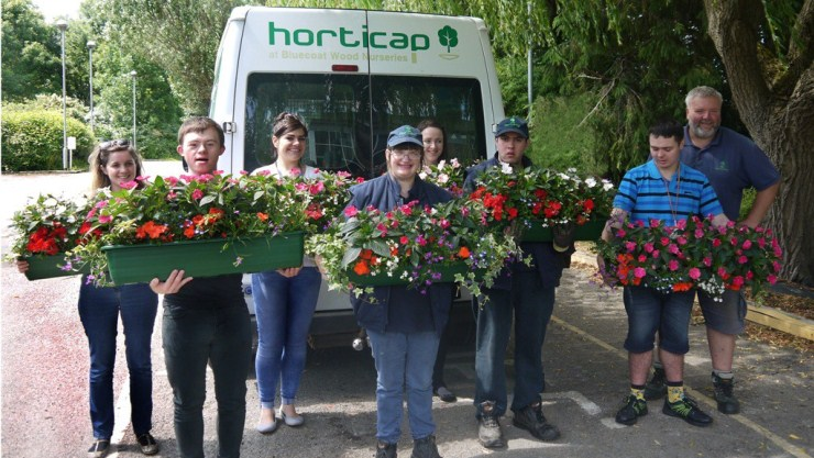 Horticap flower delivery