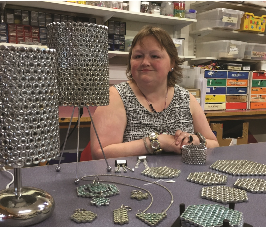 Dolly jewellery workshop