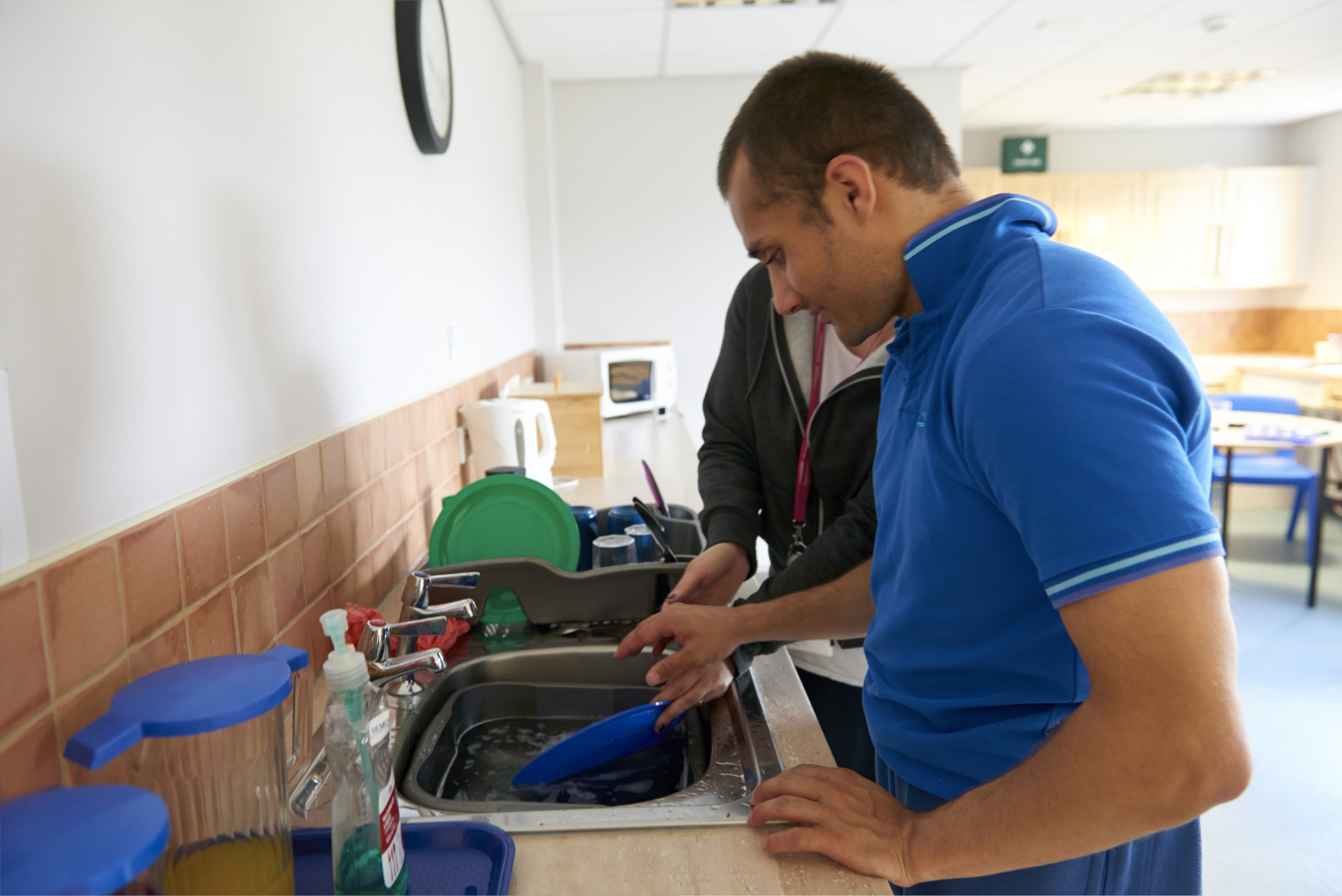 Student in The Starting Point, our specialist learning centre for young people with autism
