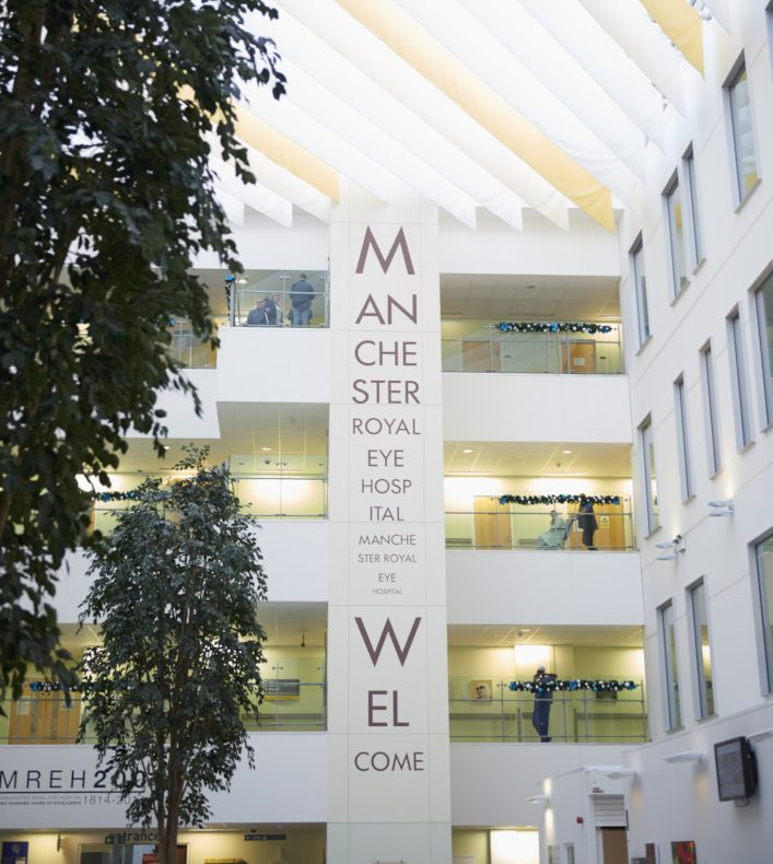 Image of Manchester Royal Eye Hospital