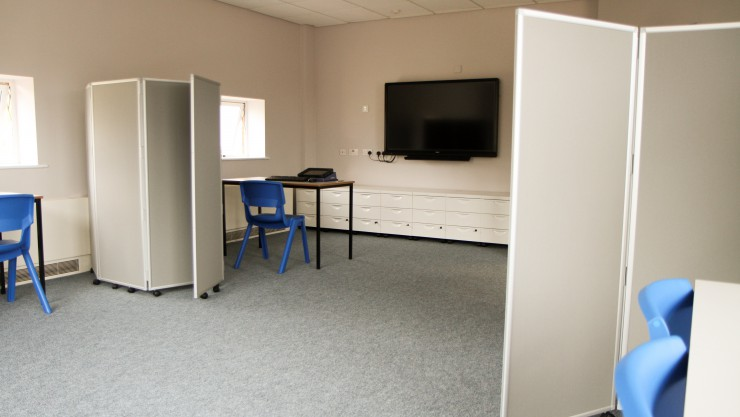 Classroom in The Starting Point