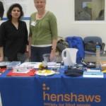 Henshaws Hospital Helpdesk