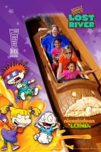 Summer holiday fun and thrills at Blackpool Pleasure Beach 2