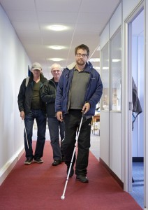 Top 10 tips on keeping your work environment safe for people who are blind or visually impaired imge 1