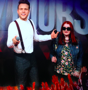 Touching Olly Murs image 5