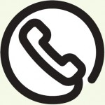 Icon of a phone