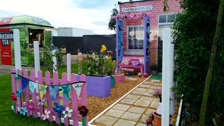 introducing our beyond expectations garden - Sensory Garden