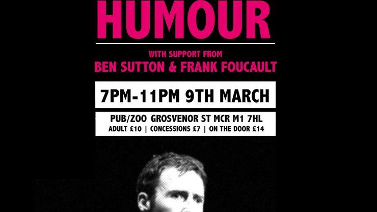 hazy-humour-comedy-night-flyer