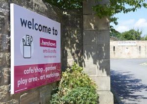 Henshaws Arts and Crafts Centre