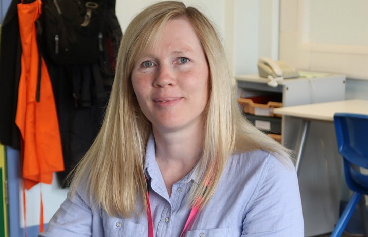 Louise Holdsworth, Occupational Therapist and Advanced Sensory Integration Therapist