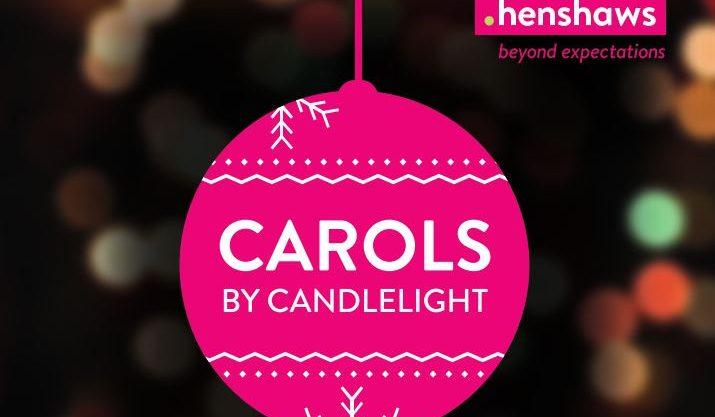Henshaws Carols by Candlelight