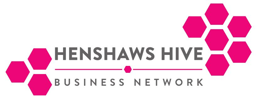 The Henshaws Hive logo