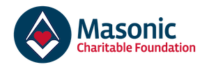Logo of Masonic Charitable Foundation supports Henshaws Charity for the Blind in Manchester