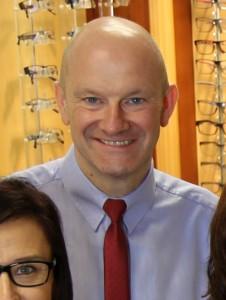 Photo of Tony McGrail