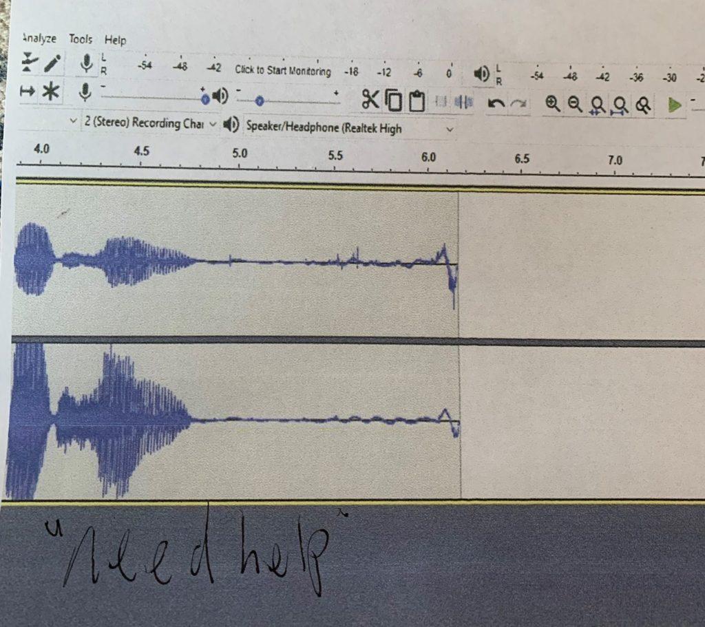 Using sound to make artwork