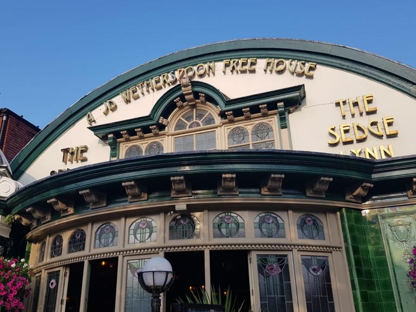 Wetherspoons pub Chorlton