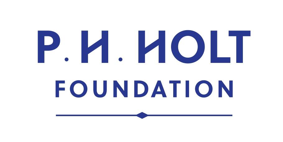 P H Holt Foundation logo